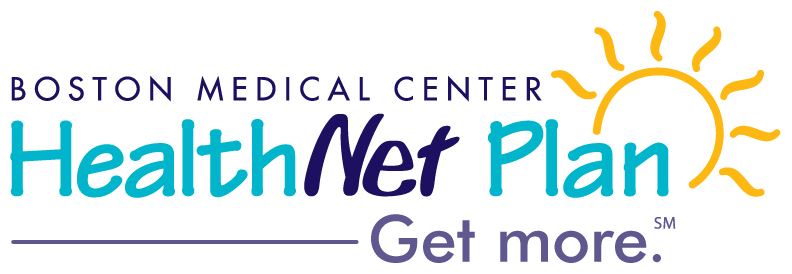 Boston Medical healthnet logo