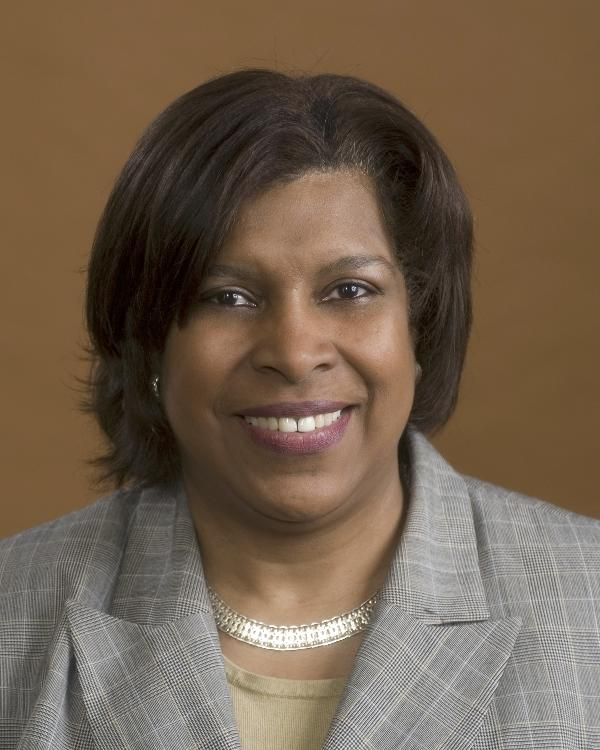 India Pierce Lee, program director for neighborhoods and housing