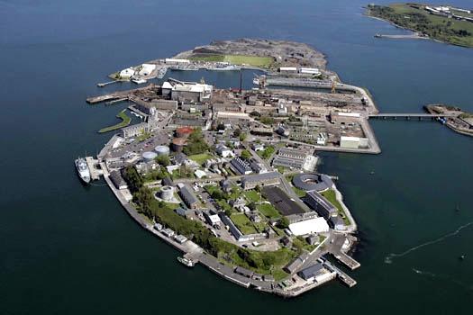 Haulbowline Island, County Cork