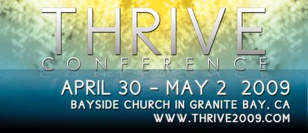 Thrive 2009