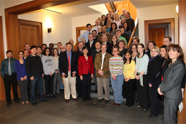 YCC Thoracic Oncology Program Retreat March 2012