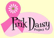 pink daisy project logo
