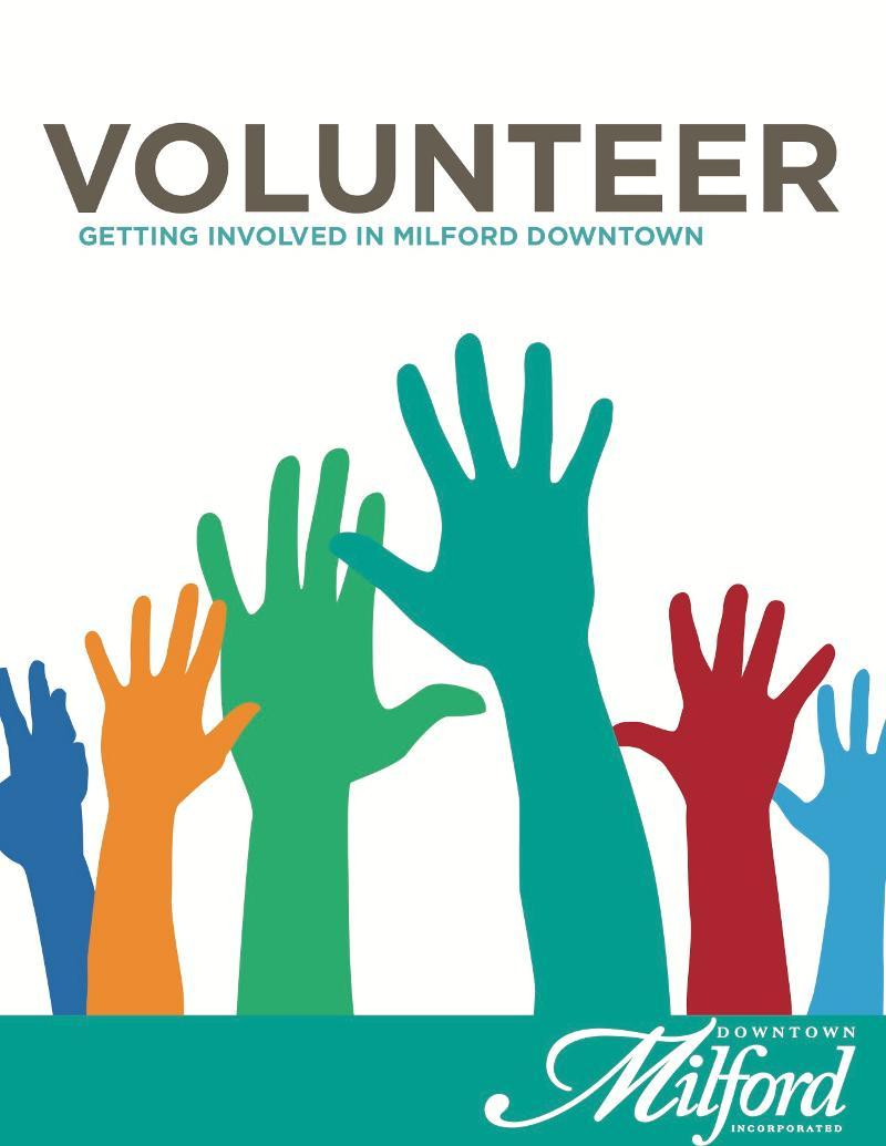 Volunteer Promo