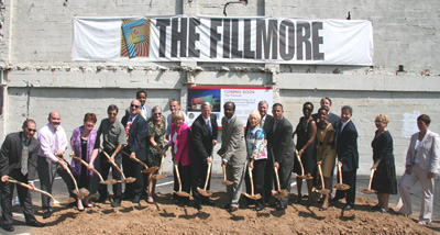 Fillmore Groundbreaking