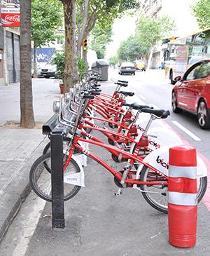 Barcelona Bikeshare