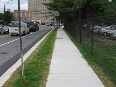 Building Pedestrian Walkways