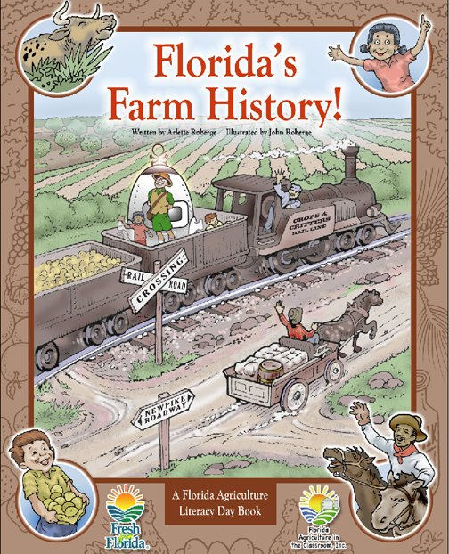 2013 Ag Lit Day Book Cover