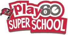 New Super school logo