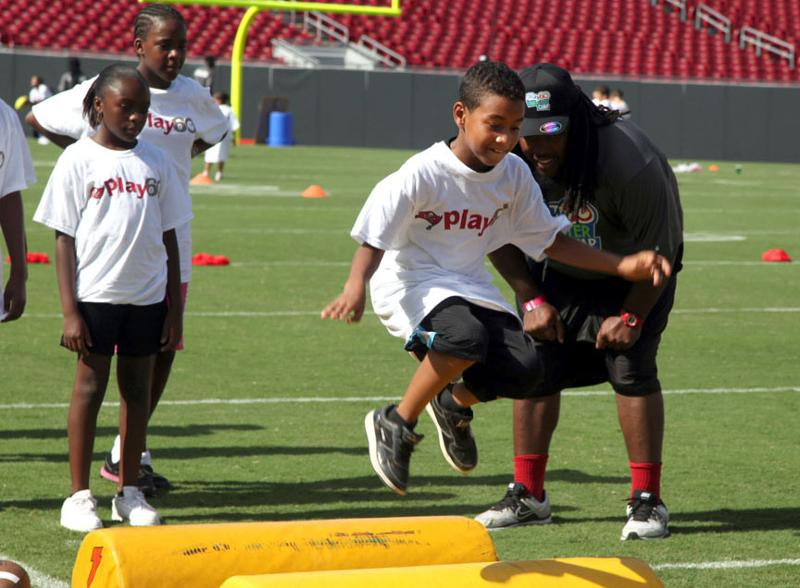 Play 60 Character Camp