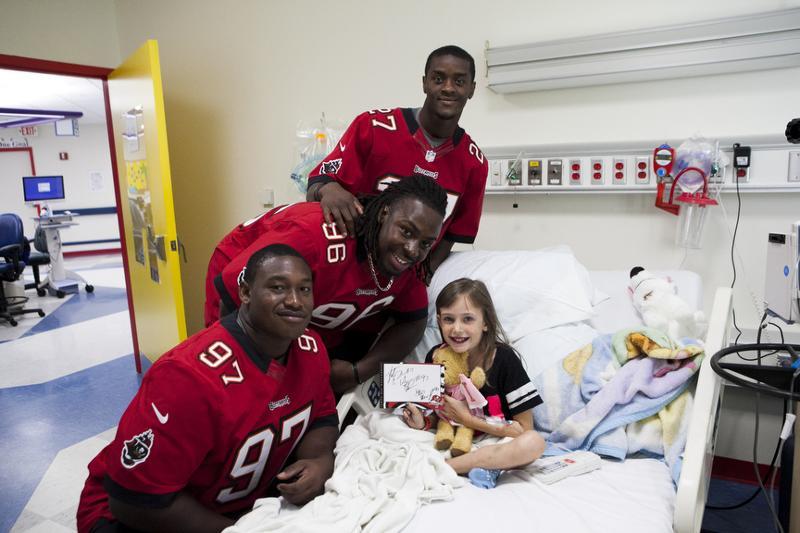 2013 Rookie Hospital Visit