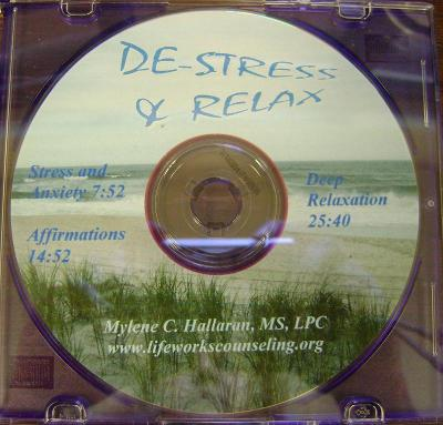 DeStress & Relax CD