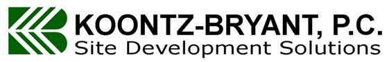 Koontz-Bryant, P.C. Site Development Solutions. Surveying, Civil Engineering, Landscapte Architecture, Environmental, Land Planning, Investigative Engineering