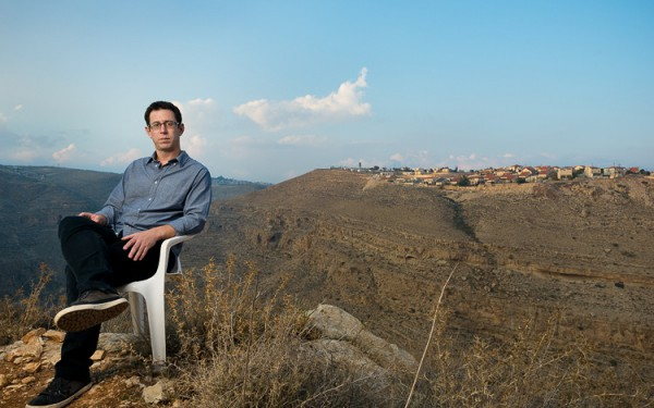 SDSU lecture: Visiting Israeli Author Assaf Gavron @ SDSU Love Library Room 430