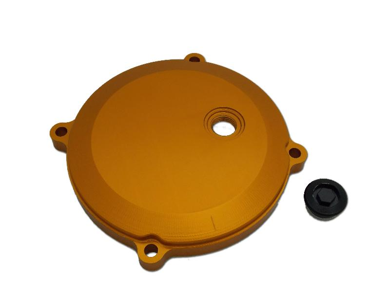 New Updated Nihilo Concepts Billet Clutch Cover Now Available for 2013 KTM 50