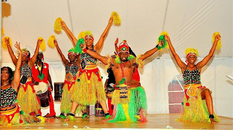 KowTeff African Dance Company