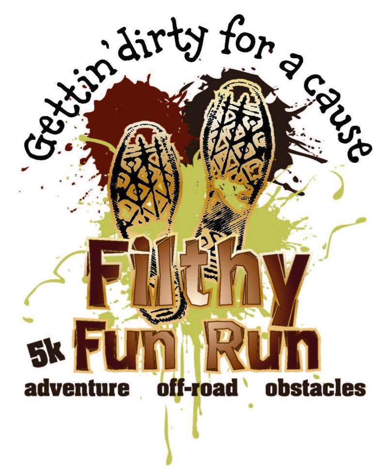 Filthy Fun Run Logo