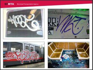 MTA Graffiti