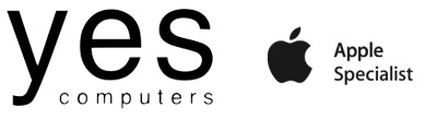 yes computers logo