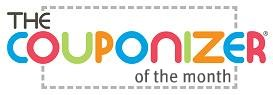 Couponizer of the Month