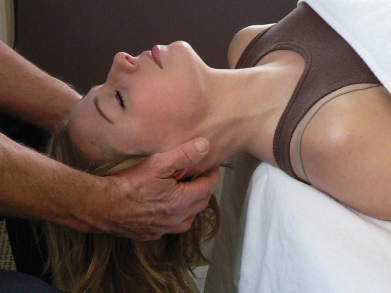 Cervical Stretch 2