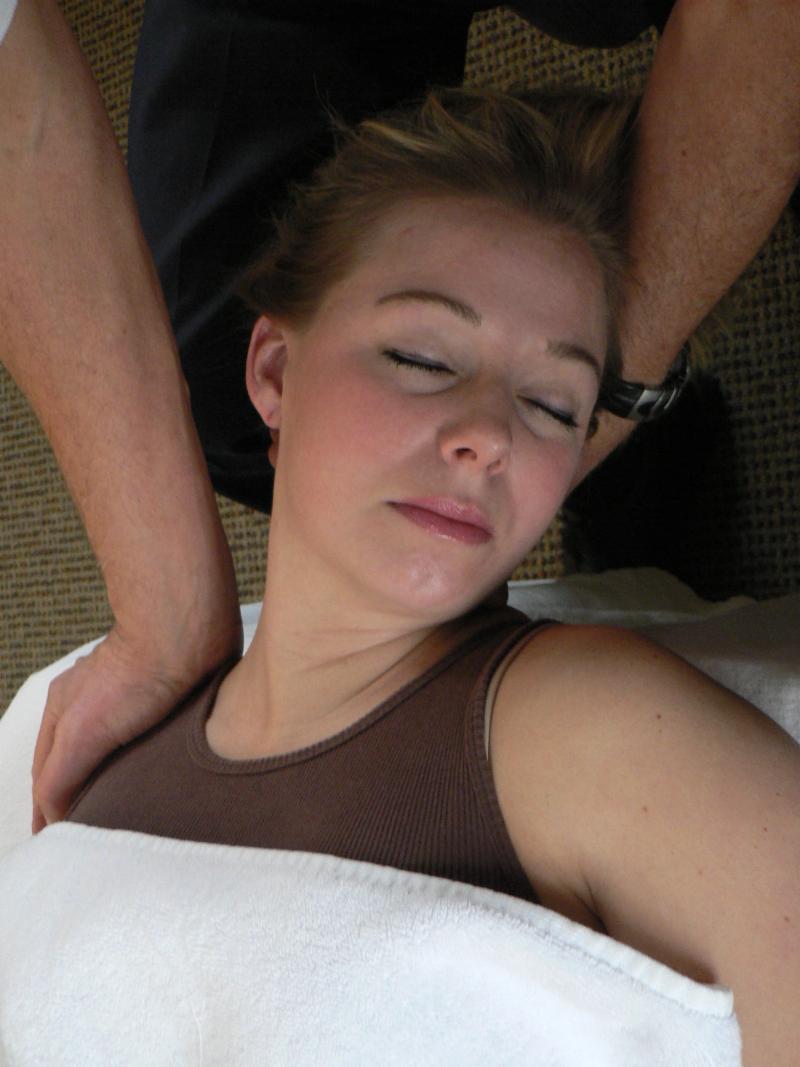 Cervical Fascial Stretch