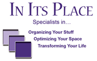 In Its Place logo