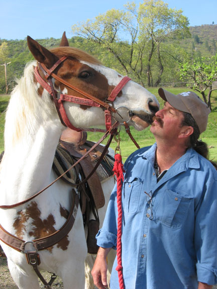 Amos and Horse