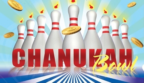 Chanukah Community Bowling Party