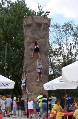 26 Feet Climbing Wall