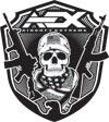 AEX Skull small