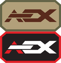 AEX Logo Patches