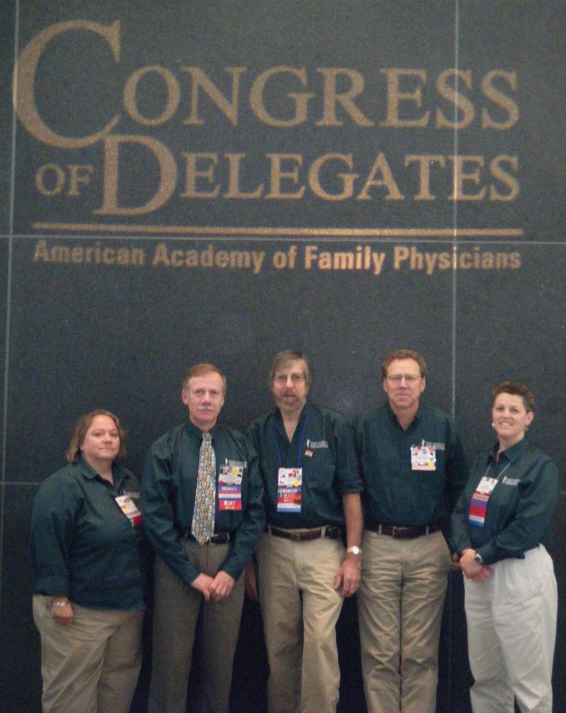 2010 Delegation