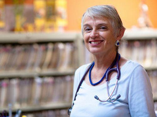 Cathy Crute MD