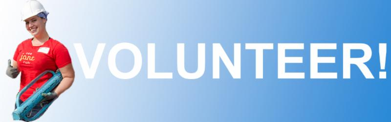 Volunteer with Canopy!