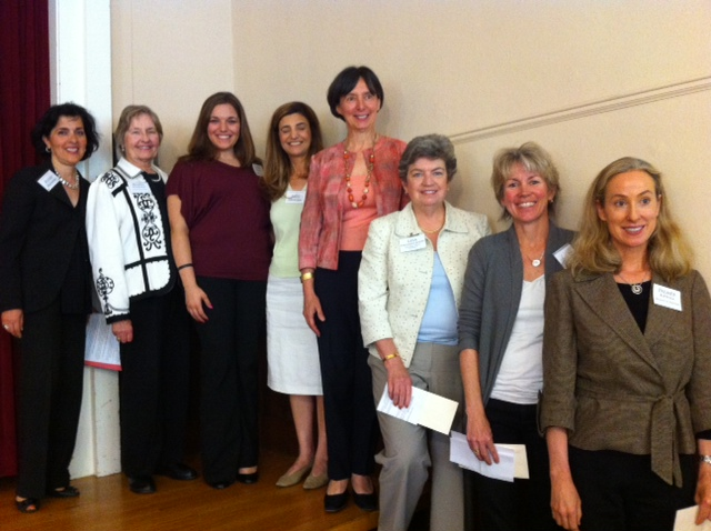 2013/2014 Women's Club Grant Recipients