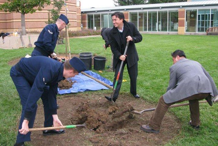 VA Planting 2011