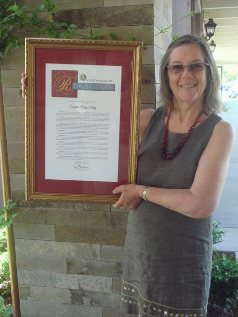 Susan Rosenberg with Resolution