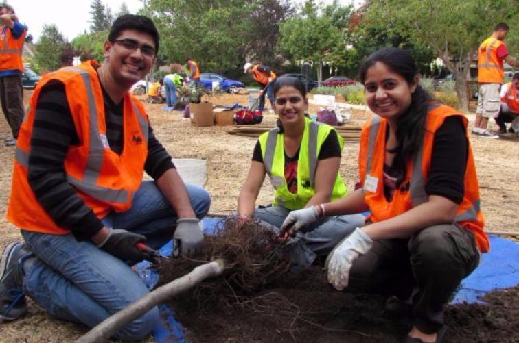 Help Lead neighborhood tree plantings