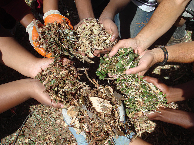 We love mulch!