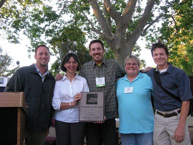 CAUFC Award