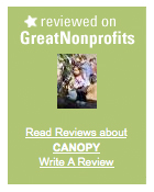 GreatNonprofits Button