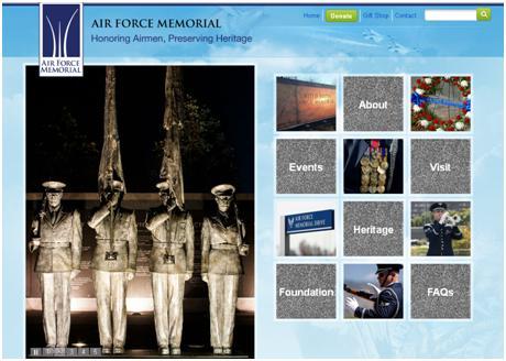 Air Force Mem Web Page