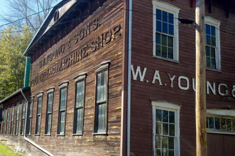 WA Young Foundry
