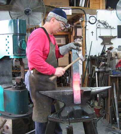 blacksmith artist Jymm