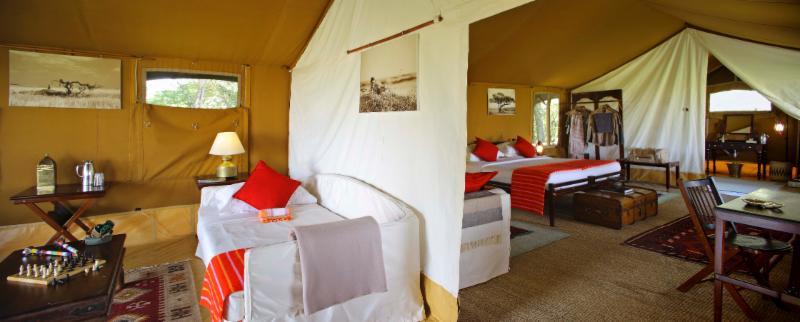 EPC - Honeymoon Suite / Family Tent