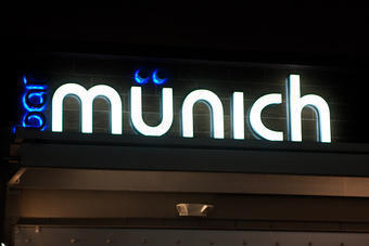 Bar Munich Mixer