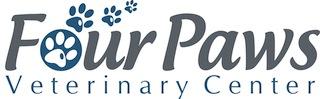 Four Paws Veterinary Center logo