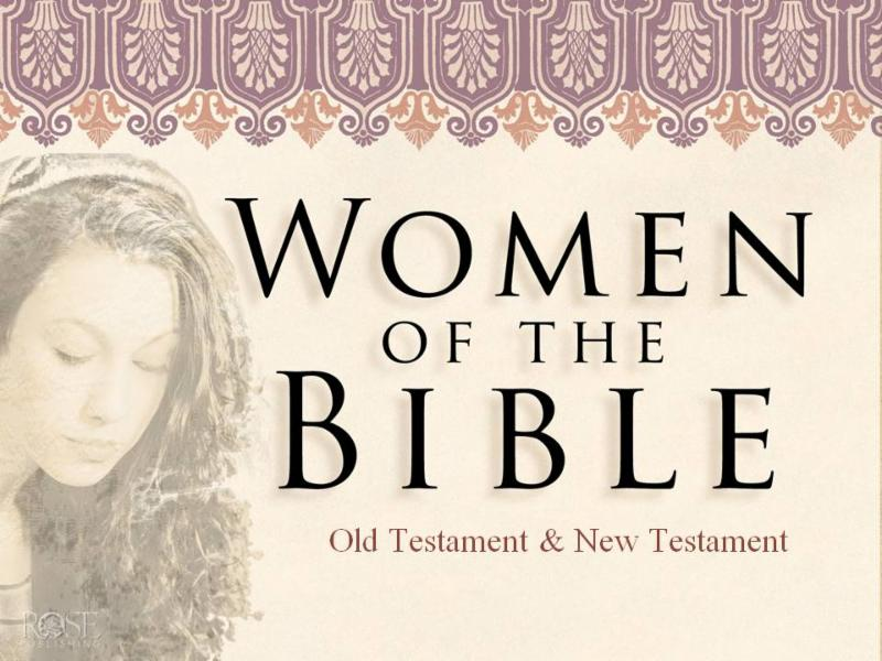 an overview of the peoples faith in god and the concept of the role of women in the bible It is strange how many people view faith this way, yet the bible people learn overnight the very concept of god could not require people to live by faith.