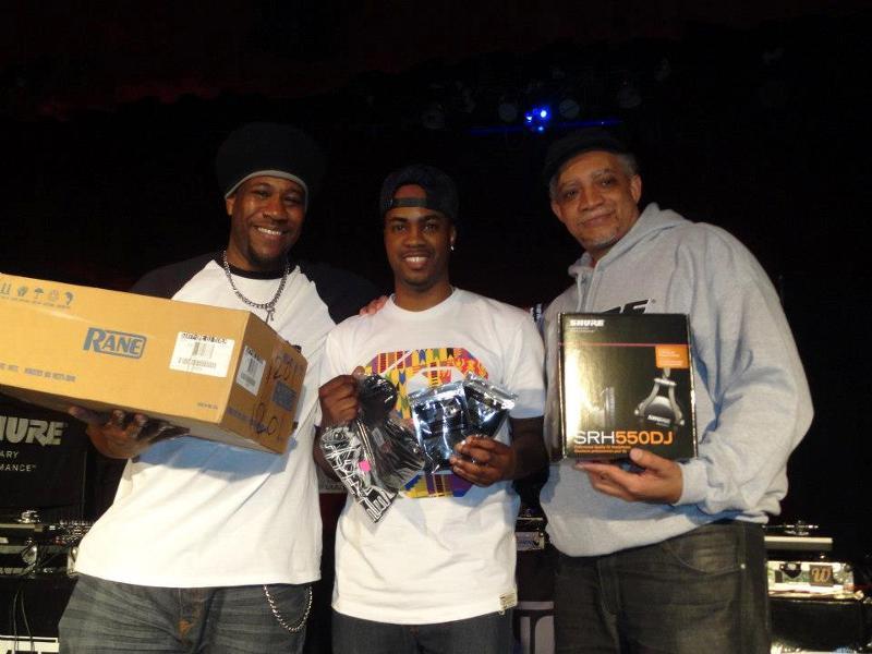 DJ Ease - DMC ATL champ!