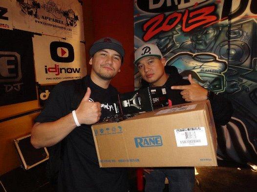 DJ FlipFlop wins DMC Los Angeles!